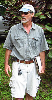 Costa Rica business man.