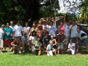 Softball Group Photo