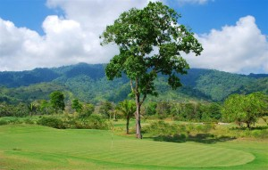 Golf in Costa Ricas southern zone