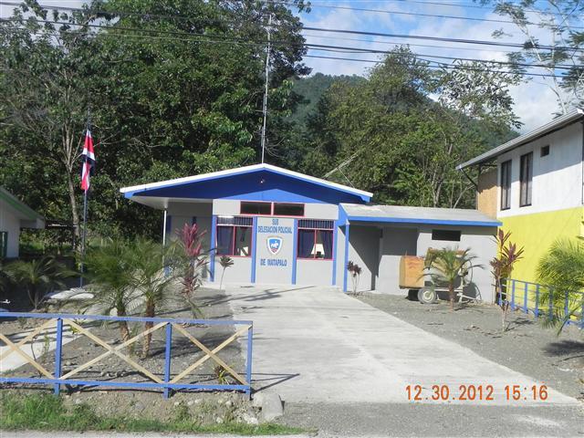 Matapalo police station.