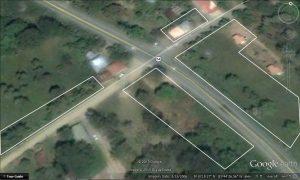 Uvita Costa Rica Main Intersection
