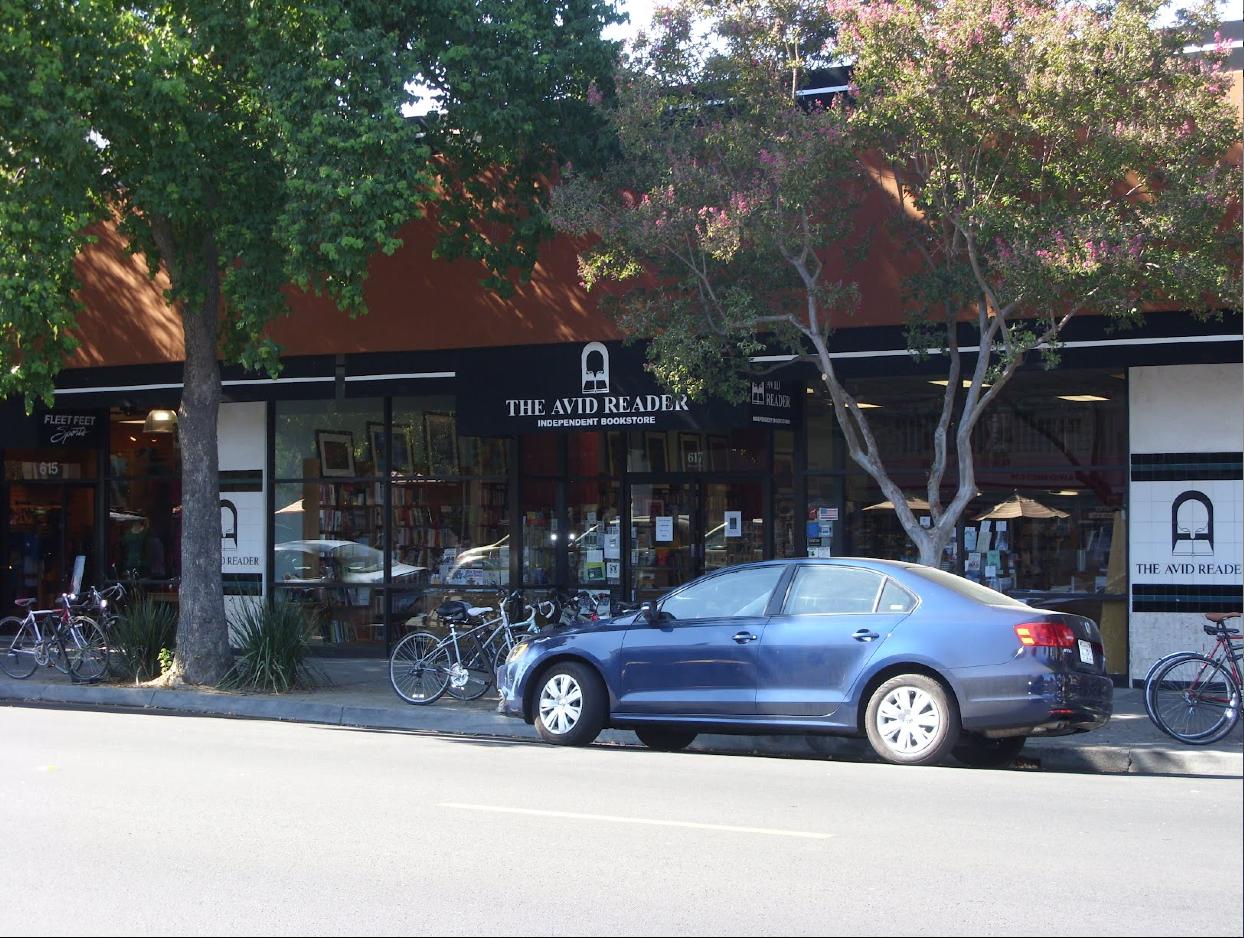 The Avid Reader Bookstore