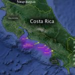 Virtual Fly Over of Costa Rica's Pacific Side