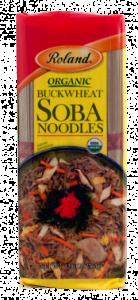 Roland Buckwheat Soba Noodles.